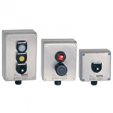ComEx Control stations, stainless steel